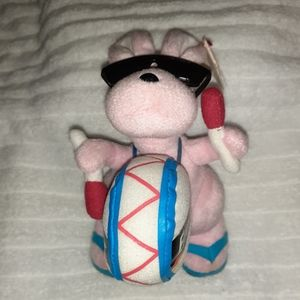 "7"" Energizer Bunny Stuffed Bean Bag Plush toy"